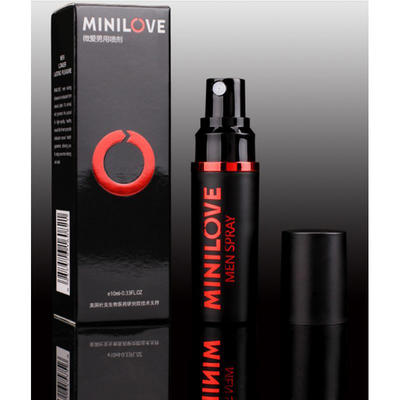 MINILOVE men spray 10 ml BIO-0321