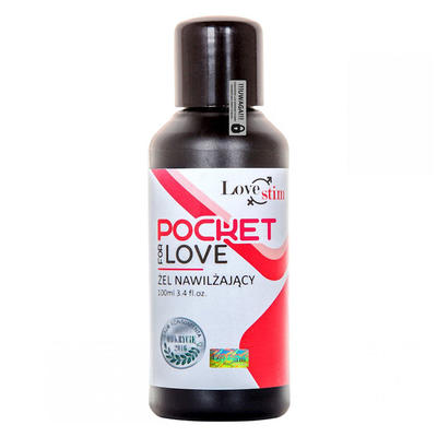 Смазка POCKET for LOVE 100ml 19-0016